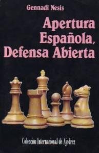 apertura española abierta